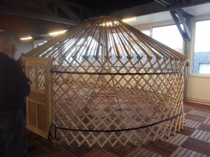 Beauty Yurt
