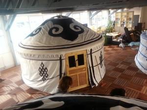 Beuaty Yurt